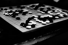 Life in the game of Go