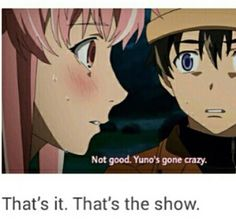 For god's sake Yuno