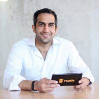 """'Prior to starting Rumie, described as the """"world's best social startup"""" and nonprofit that makes access to free digital education possible, Tariq Fancy appeared to be your typical investment banker. But Tariq is anything but typical.'   FROM INVESTMENT BANKER TO SOCIAL ENTREPRENEUR: MEET TARIQ FANCY, FOUNDER OF RUMIE, A NONPROFIT TECH STARTUP:"""