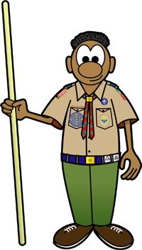 Webelos Scout....good site for scouts and leaders.