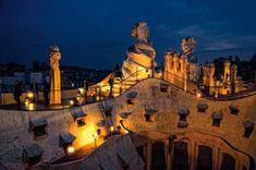 Barcelona - La Pedrera by Andrzej Koliba on 500px
