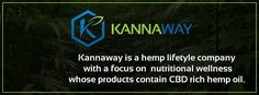 #Kannaway the New Revolution.  Kannaway is a Hemp Lifestyle Company With a Focus on a Nutritional Wellness Whose Products Contain CBD Rich Hemp Oil  Join Today! www.TheBuzzLaunch.com using ID# 8014874