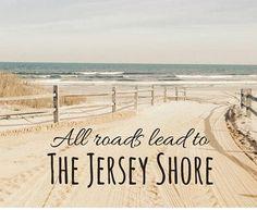 New Jersey Humor, New Jersey Quotes, New Jersey Beaches, Nj Beaches, Belmar Beach, Nj Shore, Beach Humor, Seaside Heights, Beach Quotes