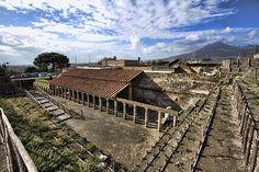 villa dei misteri esterno Body Cast, Pompeii And Herculaneum, La Sede, Haunted History, Ancient Romans, Naples, Italy, Events, World