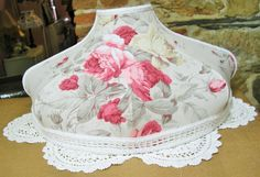 Applique shabby chic da parete