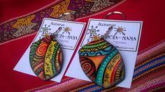 Accesorios PANCHA-MAMA: Llaveros especiales,pintados a mano,con amor