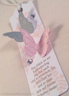 Charlie & Paulchen: Butterflies