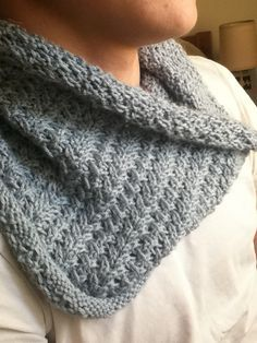 Ravelry: Sportmate Cowl by Amy Christoffers - free