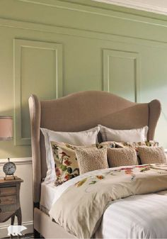 Green   Interior Colors   Inspirations. Green Painted RoomsGreen  RoomsMaster Bedroom DesignBedroom ...