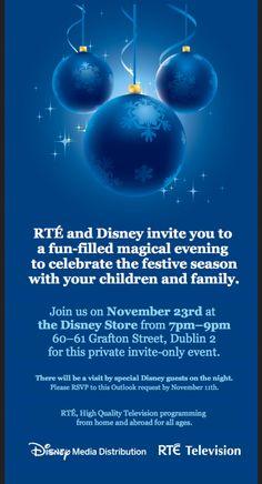 Disney – Newsletter HTML email marketing design