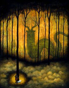духи леса - Поиск в Google