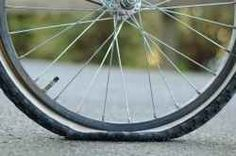 If you are a cyclist you WILL get a flat tire at some point. If you want some tips on how to change a flat tire on the roadside  quickly and efficiently take a look at this article. This article could save you a long walk home or an expensive taxi ride.