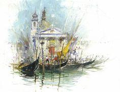 Gemälde: Venezia