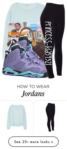 """*"" by princess-kia54321 on Polyvore featuring J Brand, NIKE, women's clothing, women's fashion, women, female, woman, misses and juniors"