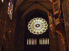 Cattedrale di Strasburgo - Rosone
