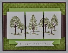 Snippets By Design: A Masculine Birthday Card