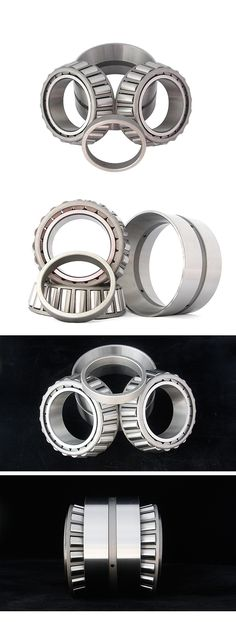 Double row tapered roller bearing can carry heavy radial and axial loads, CJB provides both back-to-back and face-to-face double row tapered roller bearings. Whatsapp: 8615867801445 Email: cojinetebearings@outlook