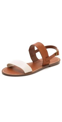 Madewell Iris Boardwalk Sandals | SHOPBOP | Use Code: EXTRA25 for 25% Off Sale Items