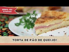 Torta de Pão de Queijo - Receitas de Minuto #140