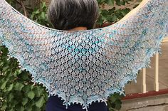 Ravelry: Trinket Shawl pattern by Dominique Trad