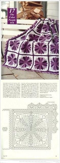 Artesanía, Manualidades, Labores :: Gráficos De Crochet …