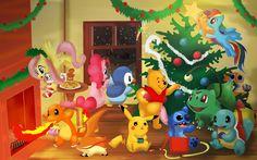 disney pokemon crossover - Google Search