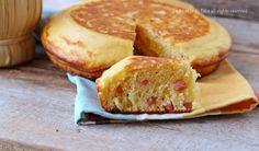 Torta 5 minuti in padella salata ricetta senza forno,torta salata estiva pronta in pochi minuti,soffice e saporita!Torta morbida