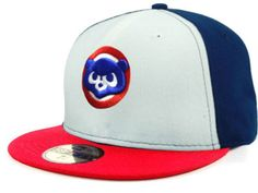 Chicago Cubs 59Fifty MLB Cooperstown Fashion Hall of Famer Hat $34.95  @Chicago Cubs