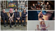 Shirley Manson, Ringo Starr, Skunkmello, Lovers Electric and Real Rock And Roll Music Blog tracks from Jesse Damon, Broken Witt Rebels & SOiL.