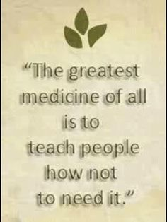 Things The greatest medicine of all is to teach people how not to need it. Patient education as the primary intervention.The greatest medicine of all is to teach people how not to need it. Patient education as the primary intervention. Holistic Nutrition, Health And Nutrition, Health And Wellness, Nutrition Quotes, Health Tips, Nutrition Jobs, Human Nutrition, Health Fitness, Nutrition Activities