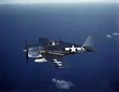 Centre For Aviation Hellcat fighter in flight, ca. Navy Aircraft, Ww2 Aircraft, Fighter Aircraft, Aircraft Carrier, Military Aircraft, Fighter Jets, Grumman Aircraft, Grumman F6f Hellcat, F4u Corsair