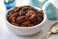 Simple Spiced Nuts + an Actifry giveaway!