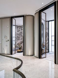 The Sales Center of Capital Visionary Residence | Designwire China | Archinect