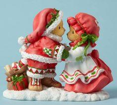Cherished Teddies 2016 Christmas Ornament 2016 Christmas