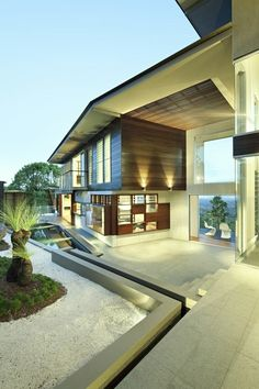 Maleny House By Bark Design Architects This Two Story Contemporary Home Is  Located In The Sunshine Coast Region In South East Queensland, Australia.