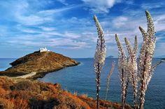 Agios Ioannis, Kythnos island, Cyclades, Greece. - Selected by www.oiamansion.com