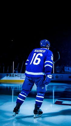 Hockey Baby, Ice Hockey, Wallpaper Toronto, Mitch Marner, Maple Leafs Hockey, Hockey Quotes, Toronto Maple Leafs, World Of Sports, Winter Sports