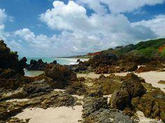 Praia de Tambaba/PB