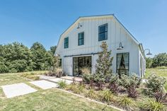 Fixer Upper Barn is for sale!! The five-bedroom home comes with a charming Dutch roof, contemporary interior styling, 16 acres of private land, and a whole bunch of drama.
