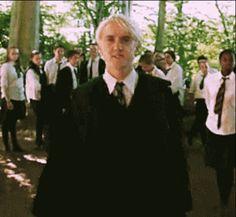 Tom Felton Went On J.K. Rowling's Website And Got Sorted Into Gryffindor