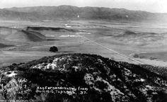 San Fernando Valley from,Topanga Summit,Topanga,California. Woodland Hills California, Apple Valley California, Topanga California, Malibu California, Southern California, Topanga Canyon, San Fernando Valley, California History, Valley Girls