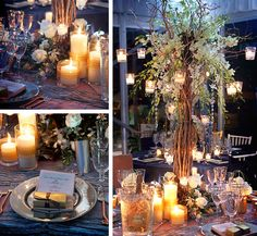 Wedding Lighting Ideas You Can Try Using Candles in Decorative Holders