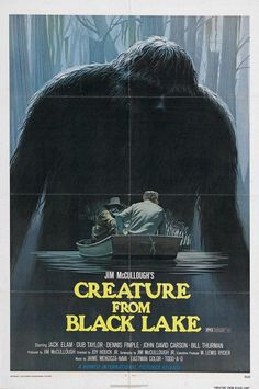 Creature from Black Lake (1976)