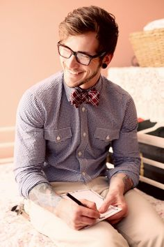 Nerdy Look for Teenage Guys (11)
