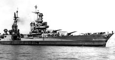 Wreckage of U.S.S. Indianapolis Lost for 72 Years Is Found in the Pacific