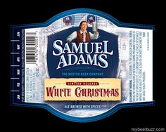 Samuel Adams - White Christmas (Limited Release)