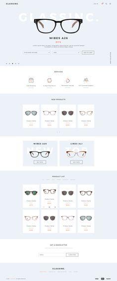 Glassinc. - Online Shop PSD Template • Download ➝ https://themeforest.net/item/glassinc-online-shop-psd-template/18262179?ref=pxcr