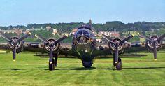 B-17 F