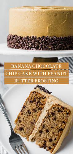Homemade Birthday Cakes, Birthday Desserts, Homemade Cake Recipes, Baking Recipes, Baking Desserts, Cake Baking, Easy Birthday Cake Recipes, Birthday Cake Flavors, Just Desserts