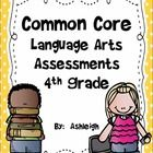 This packet includes a one-page assessment for almost every reading and language standard. ($)
